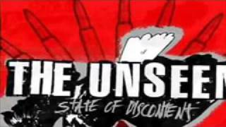 The Unseen - Paint It Black