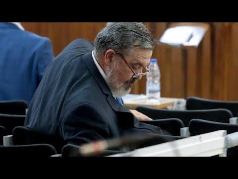 Στις φυλακές Δομοκού ο «υπαρχηγός» της Χ.Α. Χρήστος Παππάς …