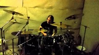 Morten Løwe Sørensen jamming The Arcane Order