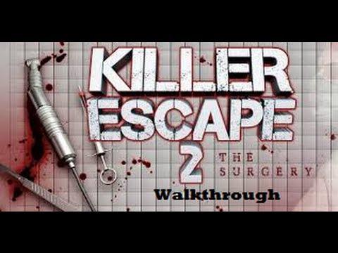 Killer Escape 2: The Surgery Walkthrough
