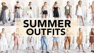 50 CASUAL SUMMER OUTFIT IDEAS