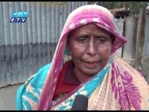 ময়মনসিংহে অবাধে চলছে বালু উত্তোলন, নদীতে বিলীন হচ্ছে ঘরবাড়ি | ETV News