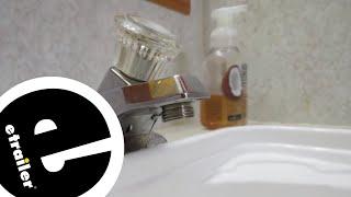 etrailer | Valterra Bathroom Faucet to Garden Hose Adapter Review