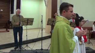 Canto de Comunhão - Missa do 18º Domingo do Tempo Comum (04.08.2018)