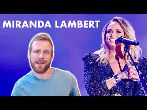 "Miranda Lambert - ""It All Comes Out in the Wash"" 
