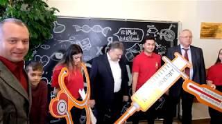 Школьники обсудили перспективы учебы в СтГМУ с ректором и министром здравоохранения