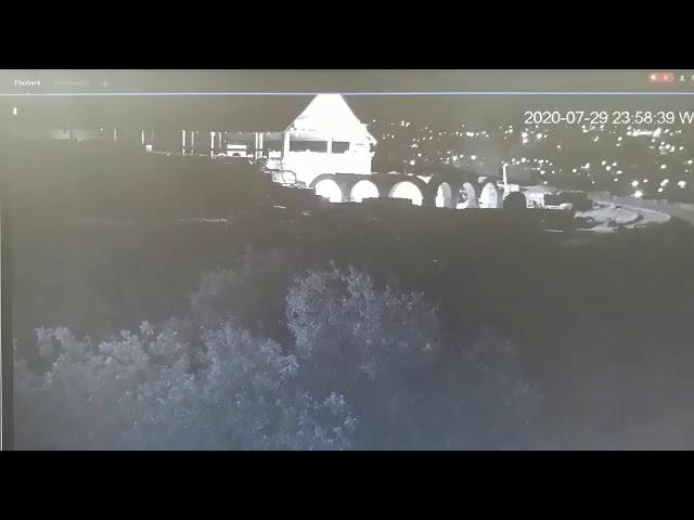 """החקירה העלתה: השריפה באתר העתיקות """"סוסיא"""" - הצתה מכוונת • תיעוד ממצלמות האבטחה"""
