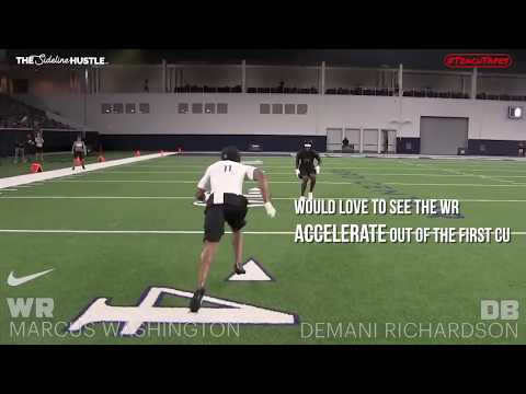 Running Violent Routes - Nike 1v1: The Opening (1)