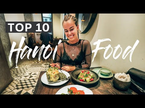 HANOI FOOD GUIDE – TOP 10 PLACES (vegan & GF options) – SISTERS TRAVELING