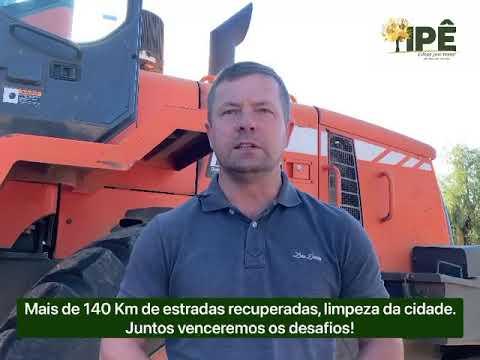 Foto 100 DIAS DE GOVERNO - OBRAS, SANEAMENTO, VIAÇÃO E TRÂNSITO