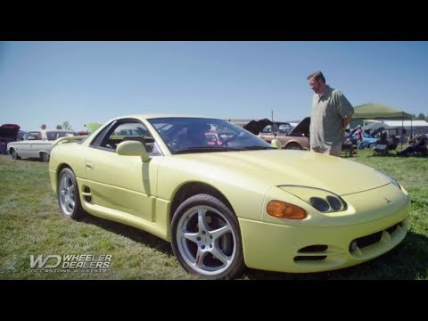 Download La Mitsubishi 3000GT - Wheeler Dealers - Occasions à saisir - Discovery Channel HD Mp4 3GP Video and MP3