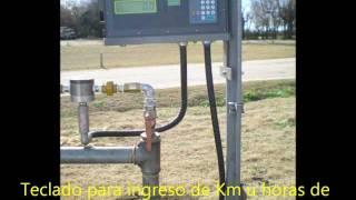 preview picture of video 'Alpha Tech (Control automático de despachos y stock de combustible, on line vía web)'