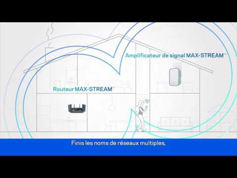 Linksys RE7000 MAX-STREAM