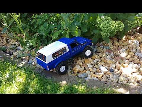 WPL C24 2 speed gearbox