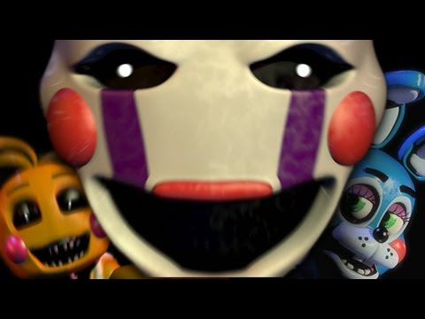 SCARIEST GAME EVER MADE   Five Nights at Freddy's 2 - Part 1