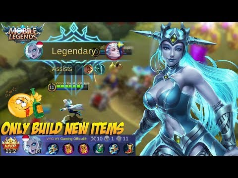 Mobile Legends - This Build is Awesome!!! Eudora Model