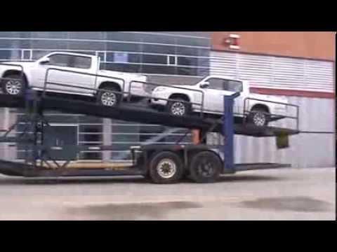 Transporte de Vehículos Terminados / PARTE 2