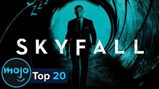 Top 20 Best James Bond Theme Songs