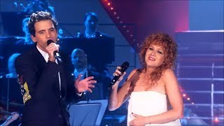 """Mika e Fiorella Mannoia in """"The Long and Winding Road"""" dei The Beatles - 07/10/2017"""