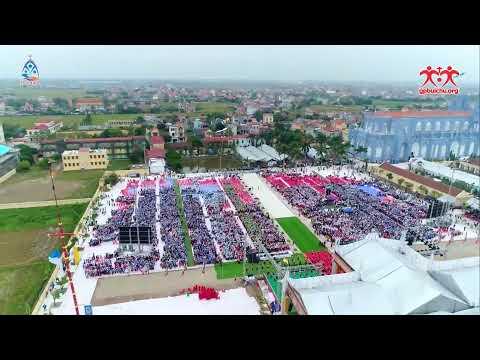 Trực tiếp Đại hội Giới trẻ Giáo tỉnh Hà Nội 2019 (Phần 1)