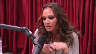 Leah Remini on Growing Up in Scientology (from Joe Rogan Experience #908)
