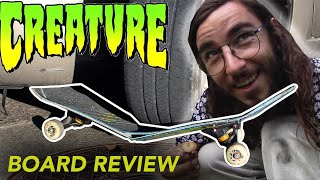 Are Creature Skateboards Durable? ( BOARD REVIEW )