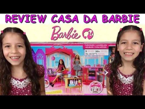 REVIEW CASA DA BARBIE - BRINCANDO DE BONECA