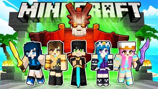 Solving the MYSTERY on Minecraft Tiki Island!