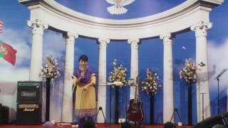 1-06-16 Bible Study On Sanctification Series By Pastor Pramila Jeyaraj