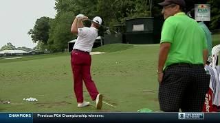 Golf Swings: Ernie Els On The Range: 07/29/16