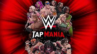 WWE Tap Mania Mobile Game - Official Launch Trailer