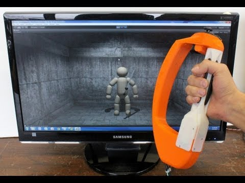 Grip Simulator Could Revolutionise The Feeling Of Weapons In Games