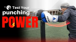 How to Test Your Punching Power