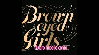 Boy- Brown Eyed Girls [Sub español]