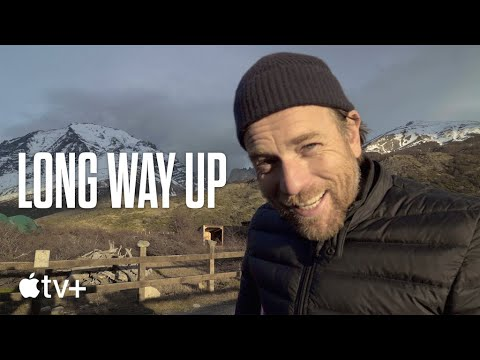 The Long Way Up trailer