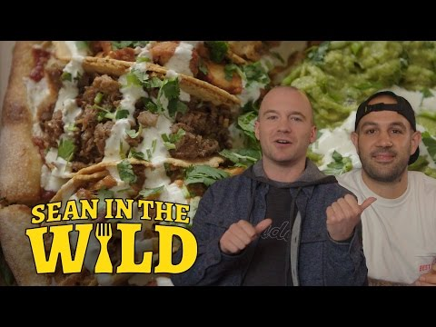 Taste-Testing the Internet's Most Famous Pizzas | Sean in the Wild