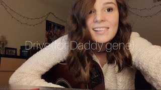 drive (for daddy gene) / alan jackson / (cover)