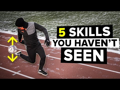 THESE CRAZY FLICK UPS WILL SUPRISE YOUR FRIENDS | Learn football skills