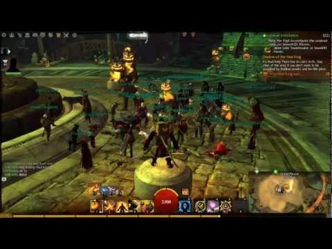 Guild Wars 2: Hrůzostrašná skákačka a šílený král - 9. díl