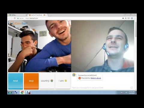 MET A GEORGIA CRUSH on camsurf - смотреть онлайн на Hah Life