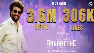 Annaatthe Annaatthe Song Mass Records | Rajinikanth | SPB | Imman | SRFC