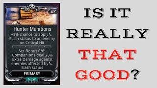 Hunter Munitions Is Broken (Warframe) - Most Popular Videos