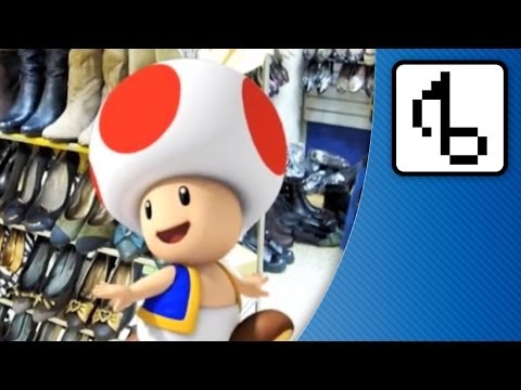 Toad's Gay? Not That There's Anything Wrong With That …