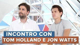 Spider-Man e Venom insieme? Lo abbiamo chiesto a TOM HOLLAND!