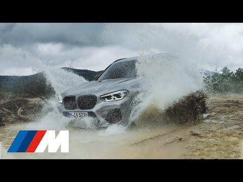 Bmw X3 M Кроссовер класса J - рекламное видео 1