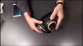 Zealot B19 - Bluetooth Kopfhörer mit Radio und MP3 Player (SD-Karte)