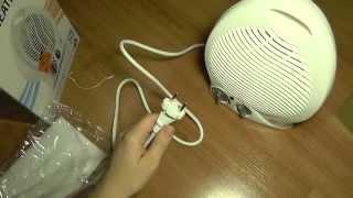 2000 Watt Fan Heater from Lidl