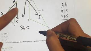 IXL Similarity P.7 Rules For Triangles
