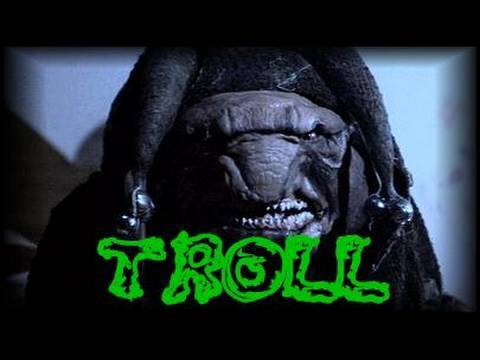 Cat's Eye: The Troll Encounters Marmie!