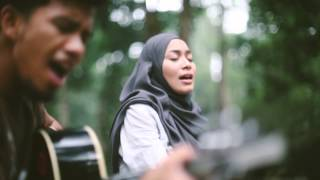 Christina Perri - Distance (Cover) by Anis & Syamee (Nature Jam Sessions)